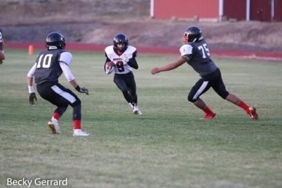 3 Football V Bonanza 9-20-19