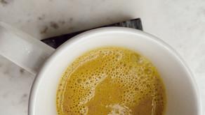 Gut Health Golden Milk Latte