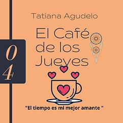 Portada El Cafe de los Jueves Mujer sin