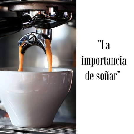 """""""La importancia de soñar - En el Café de los jueves"""""""