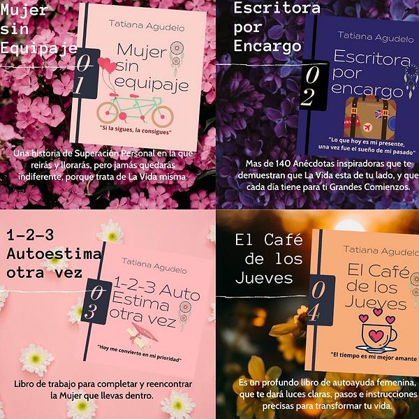Libros de Autoayuda y Motivación femenin