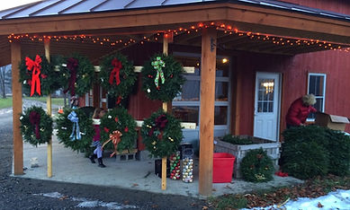 Dog River Farm Christmas