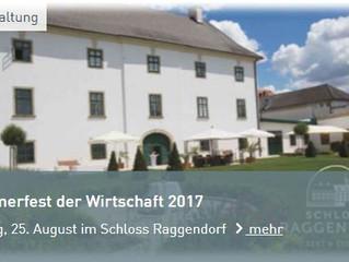 Wirtschaft auf Schloss Raggendorf
