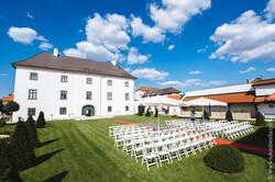 Trauung im Schlossgarten