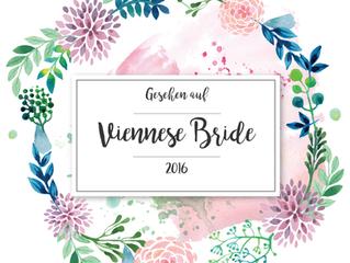Hochzeitsguide VIENNESE BRIDE