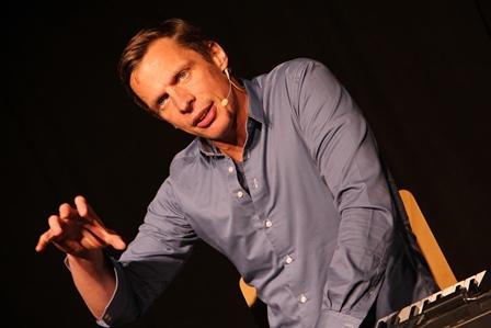 Kabarett Klaus Eckel