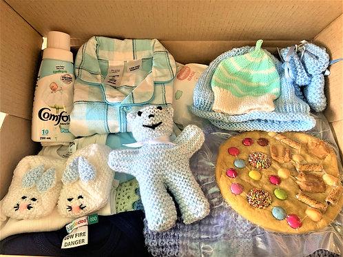 Boy's - Mumma & Bubba Joy Box