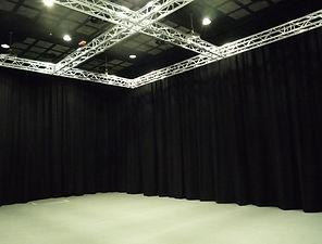 Vinyl dance floor