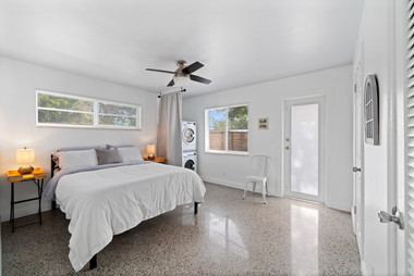 Confortable bedroom