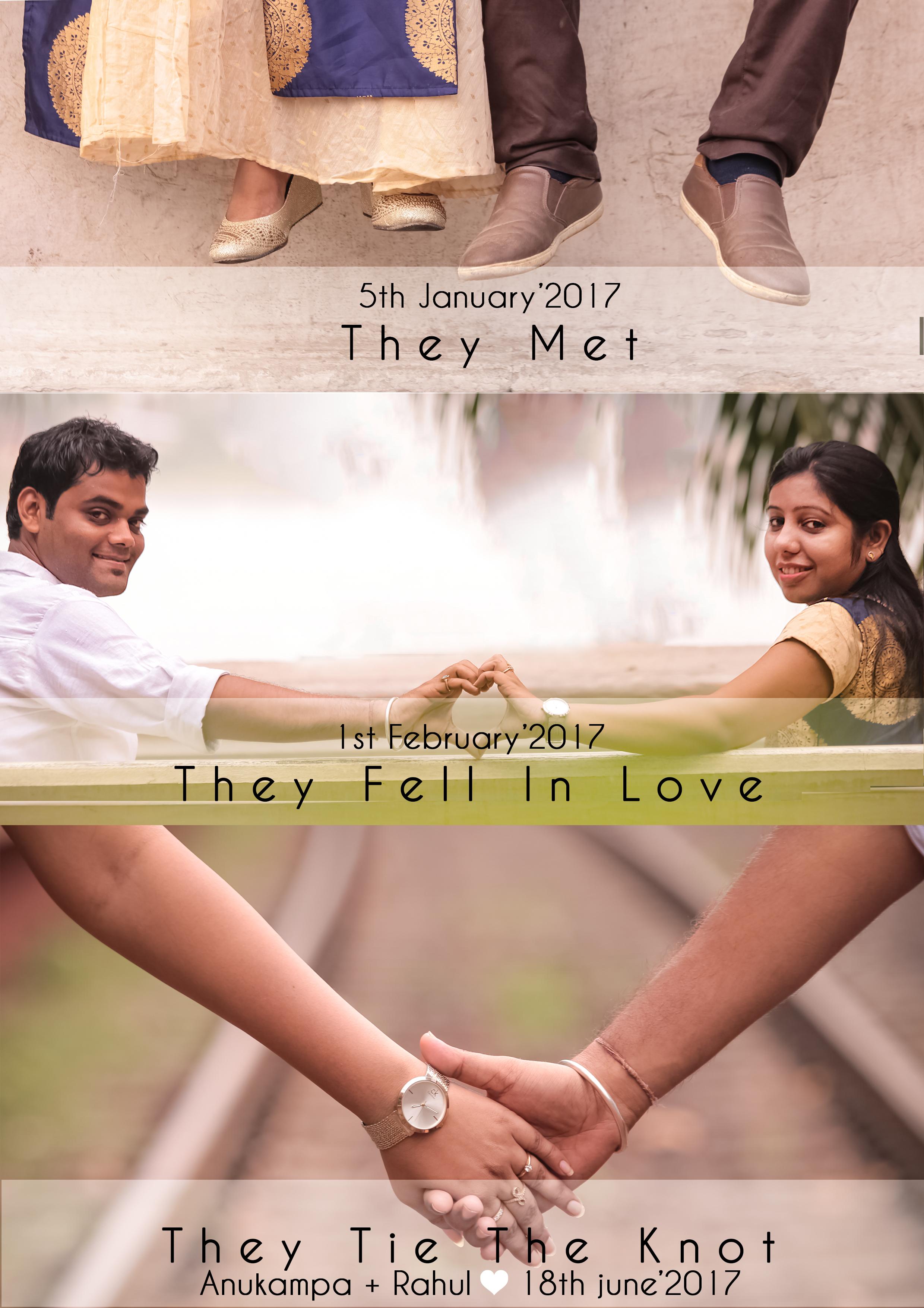Anukampa & Rahul