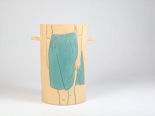 Les beaux jours - vase modèle M2
