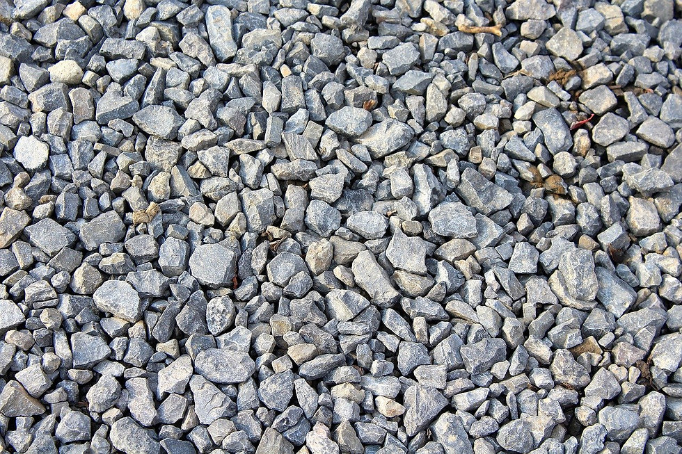 Residential Equipment Rental Gravel Image