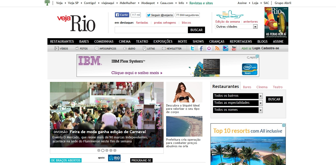 o mercado 13-02-14 capa veja rio online.
