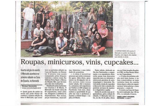 O Mercado - Caderno Zona Sul 2012.jpg