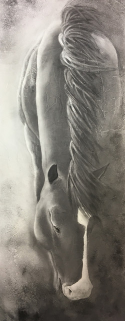 Norm Smith's Horse