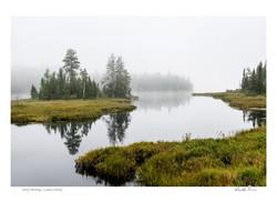 Early Morning Canoe Country