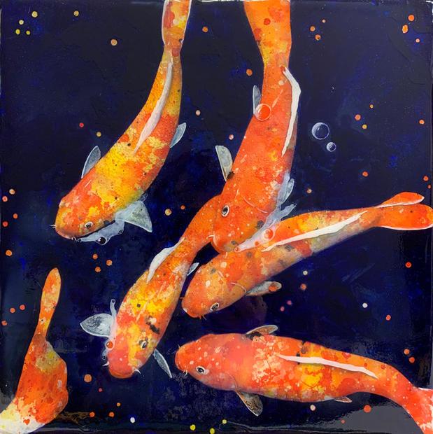 Deep Water (Koi #15)