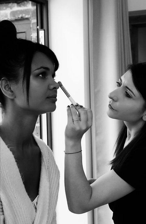 Makeup Application | Natural Makeup | Makeup Artist