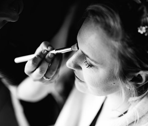 Brunetti Artistry Wedding Makeup
