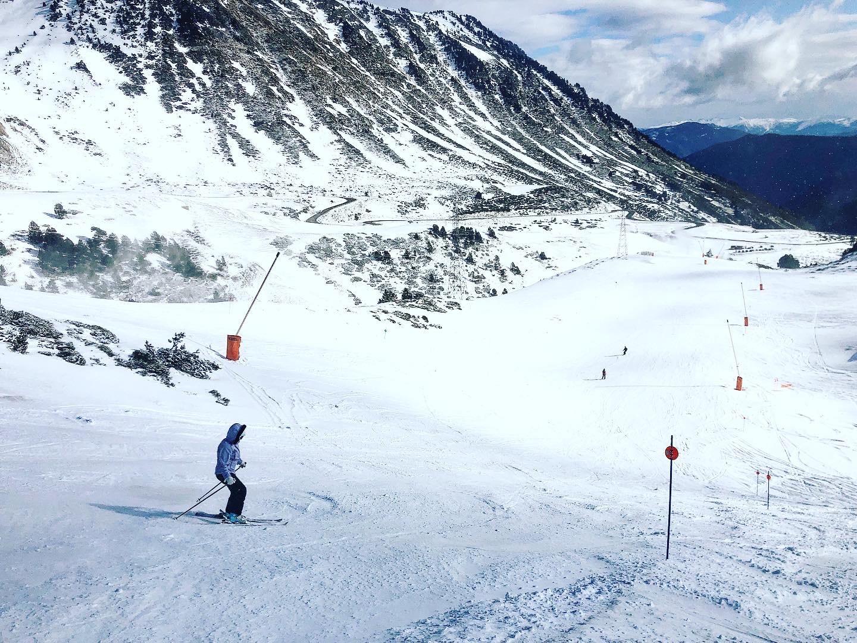 Baqueira Skiing