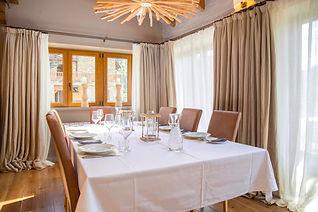 Chalet Eira Dining Room