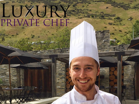Book a Private Chef with us at Luxury Private Chef