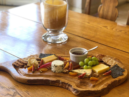 Cheese board anyone?