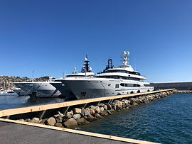Super Mega Yachts Private Chefs