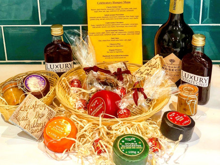 Christmas Gift Hampers SOLD OUT!