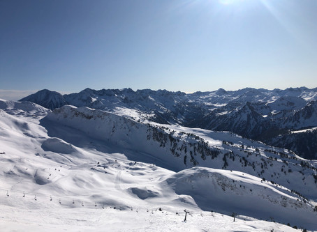 THE SNOW IS LOOKING GOOD! Get in touch to hire a chef for your next ski holiday in the Val D'Aran.