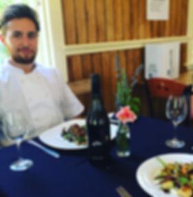 Luxury Private Chef Joshua Todd