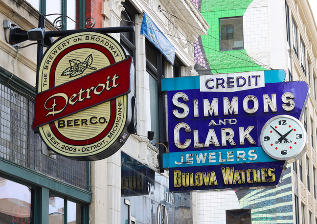 Detroit Beer Co., Detroit Michigan