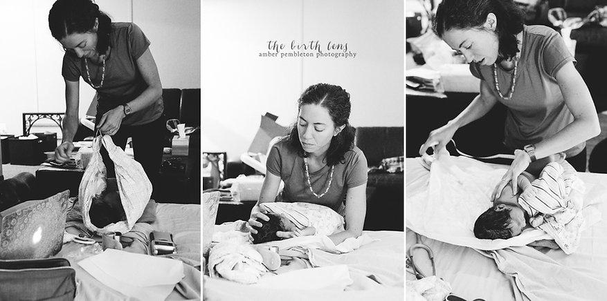 Kelly Sicoli, CNM Charlottesville home birth midwife