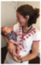 Kelly Sicoli, CNM Charlottesville homebirth midwife