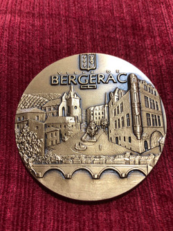 Medal of the Town of Bergerac