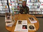 Caroline de  Costa à la Librairie Montaigne Bergerac le 21 septembre2018