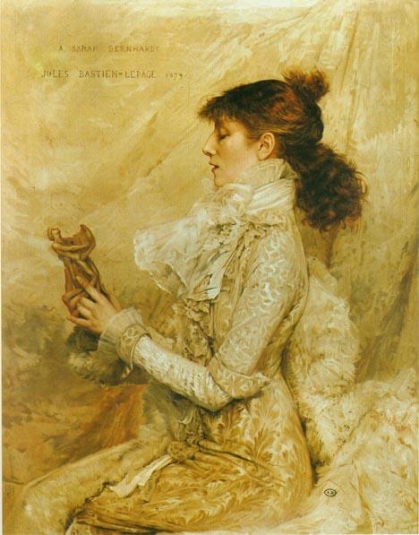 Sarah Bernhardt, 1879
