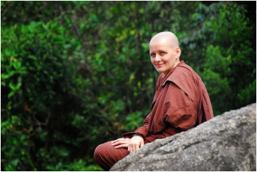 Cesta ctihodné bhikkhunī Visuddhi