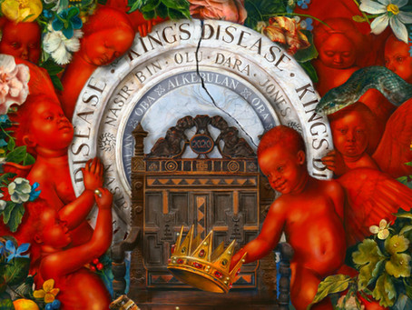 Nas Releases Thirteenth Studio Album - 'King's Disease'