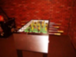 House of Billiards Santa Monica Foosball