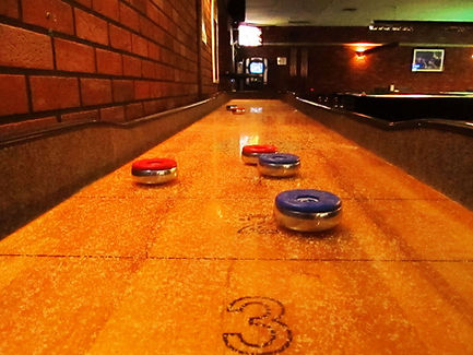 House of Billiards Santa Monica Shuffleboard