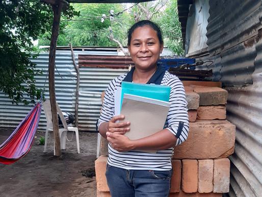 De joven voluntaria a profesional de la educación