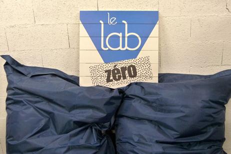 Inauguration du Lab Zéro