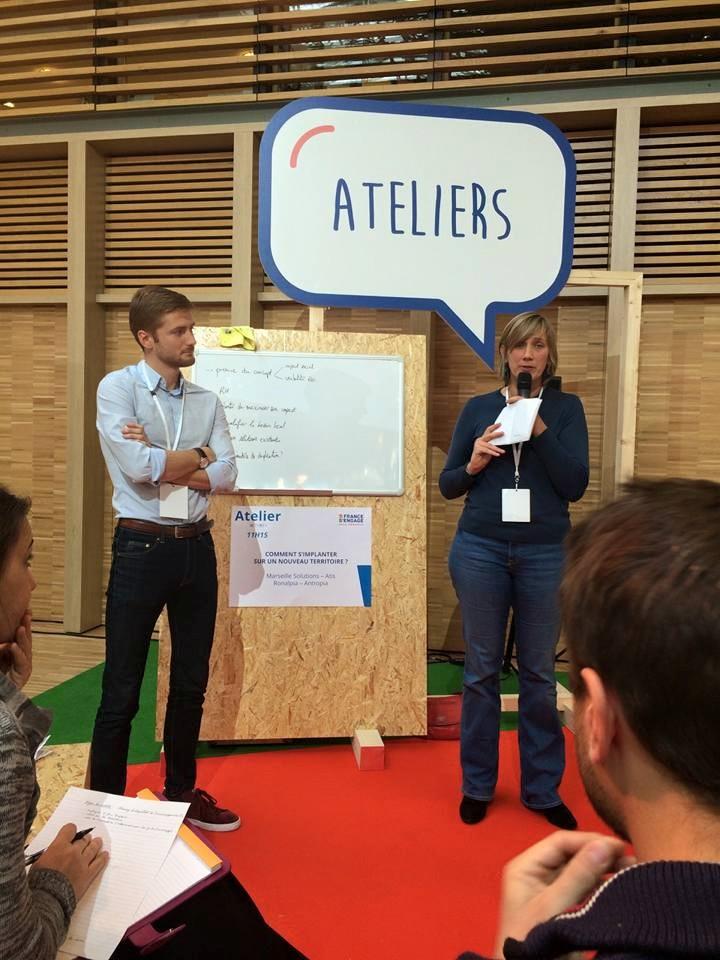Forum La France S'engage 2017