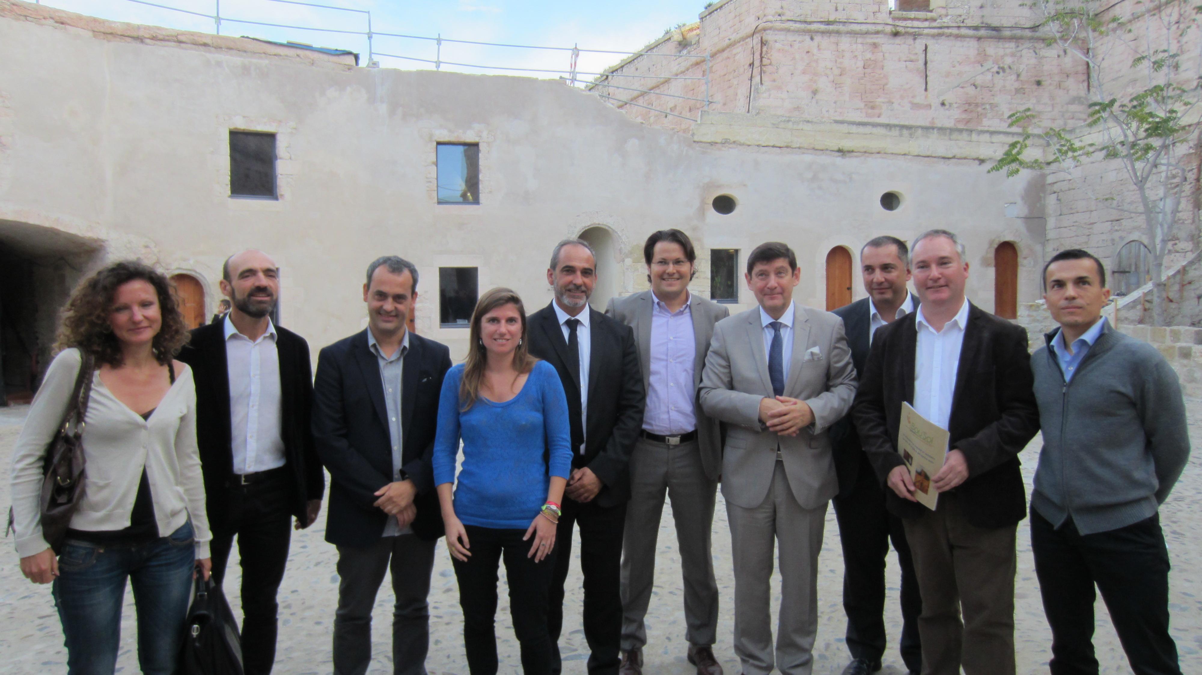Visite du Ministre M. Patrick Kanner