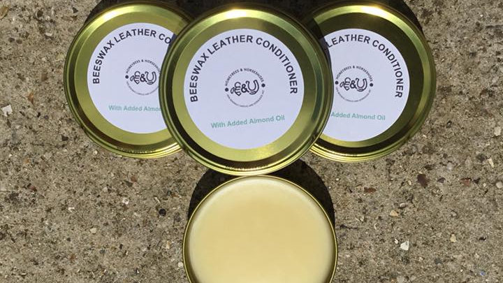 Beeswax Leather Conditioner