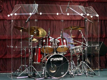 Drum Shields - Love 'Em or Hate 'Em?