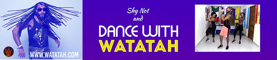 2020 Banner Wix Dance with Watatah ZOOM.