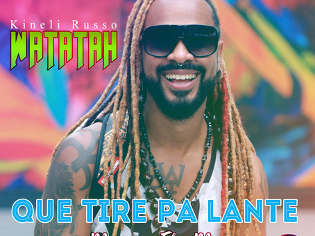 HOT new merengue for your Zumba classes #QueTirePaLante (free download)