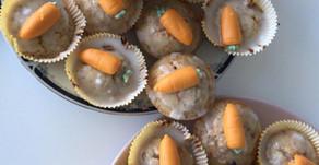Recette Muffins aux Carottes